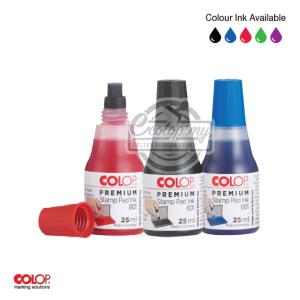 Ink Bottle 801P Cap 25