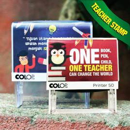 Teacher Stamp P50